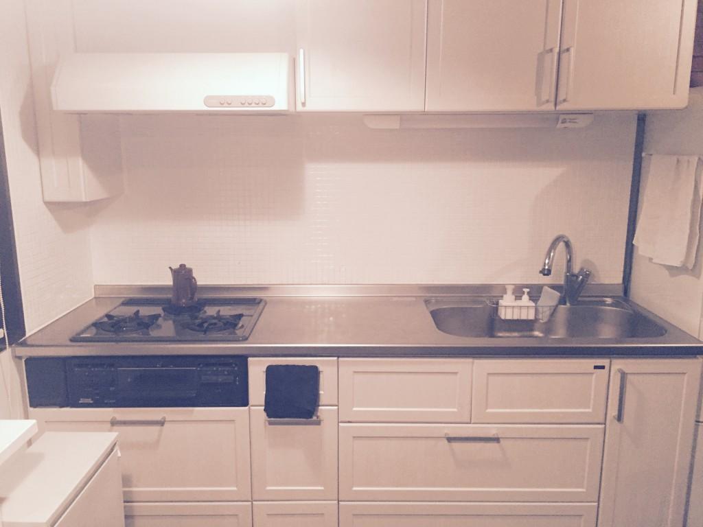 kitchen ミニマリスト